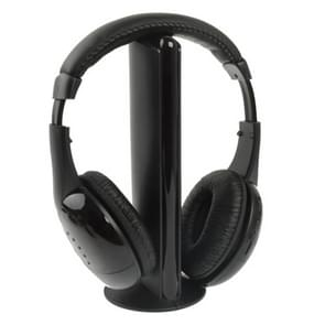Hi-Fi 5-in-1 draadloze Headphone(Black)