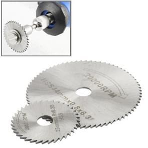 6pc HSS Saw Blades Lame De Scie HSS (7/8 inch, 1inch, 1-1/4inch, 1-1/2inch, 1-3/4inch, 1/8inch)