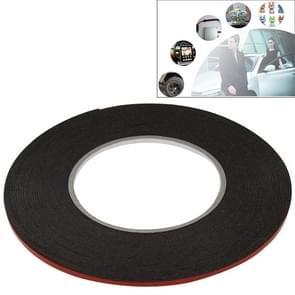 0.3 cm spons dubbelzijdig zelfklevende sticker tape  lengte: 10m