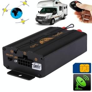 B236 GPS / SMS / GPRS Tracker Vehicle Tracking System with Remote Controller, Support Dual SIM Card, Specifically Designed for Car, Taxi, Truck