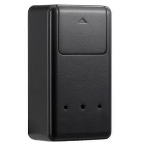 N11 Mini Realtime GSM GPRS GPS Tracker voor kinderen / ouderen / Auto / Hond (Zwart)