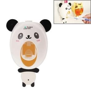 Cartoon Panda Lazy Automatic Aqueezing Toothpaste Device