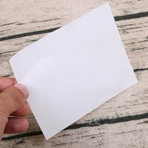 5 vakken KINOKI Detox Foot Pads gember zout voet bad zuivering Patches en Adhesive(White)