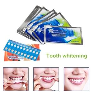 14 PCS Advanced Effective Dental Whitening Kit Mint Flavor Teeth Whitening Strips