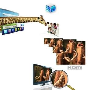HDV-9812 Mini HD 1080P 1x2 HDMI V1.4 Splitter voor HDTV / STB/ DVD / Projector / DVR