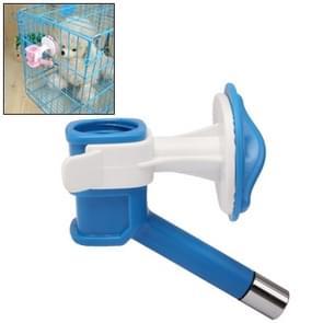 Portable Water Feeder Plastic Water Feeder for Pets(Random Color)