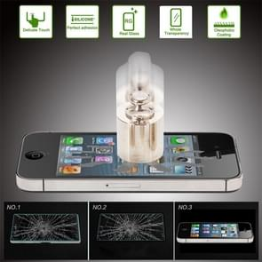 0.15mm Ultra-thin Explosion-proof Tempered Glass Screen Guard for iPhone 4 & 4S