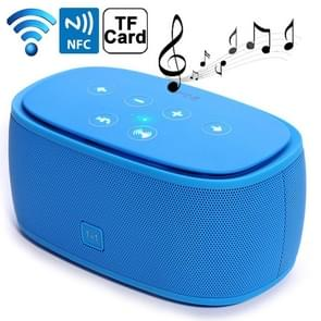 Mini NFC Bluetooth 3D Incredible Smart Speaker with MP3 Function, Support Hands-free Call / TF Card(Blue)