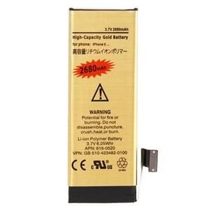 2680mAh Gold Business Replacement Battery for iPhone 5