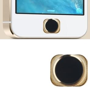 Flex-kabel van de Home-toets voor iPhone 5 (zwart)