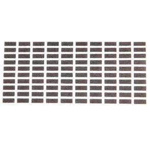 100 stuks originele katoen blok voor iPhone 5 LCD-scherm