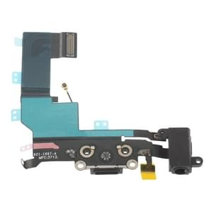 Original Charging Connector + Headphone Jack Flex Cable for iPhone 5S