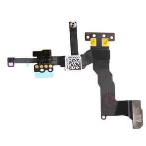 2 in 1 for iPhone 5C Original Front Camera + Original Sensor Flex Cable