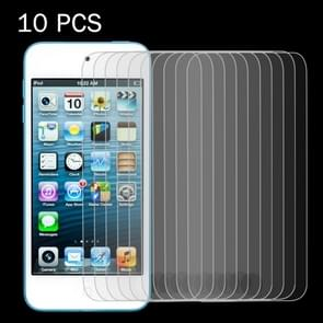 10 PCS 0.26mm 9H Surface Hardness 2.5D Explosion-proof Tempered Glass Screen Film for iPod Touch 5 & touch 6