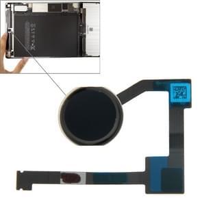 Originele Home-knop Flex-kabel voor iPad Air 2/6 (zwart)