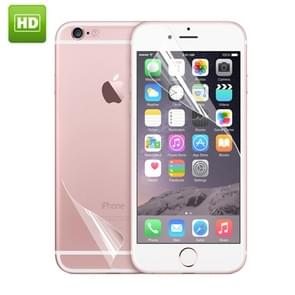 ENKAY PET HD Front + Back Screen Protector for iPhone 6S
