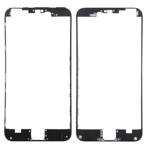 Voorste huisvesting LCD Frame voor iPhone 6s Plus (zwart)