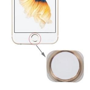Startknop voor iPhone 6s Plus (Goud)