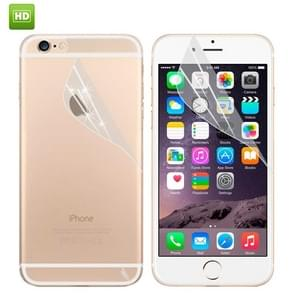 CALANS HD Screen Protector Front and Back Film for iPhone 6 Plus