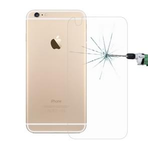 10 PCS for iPhone 6 Plus & 6s Plus 0.26mm 9H Surface Hardness 2.5D Explosion-proof Back Tempered Glass Film