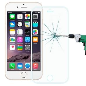 0.3mm Explosion-proof Full Screen Tempered Glass Film for iPhone 6 Plus(White)