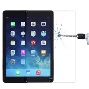 LOPURS 0.4mm 9H+ Surface Hardness 2.5D Explosion-proof Tempered Glass Film for New iPad (iPad 3) / iPad 4 / iPad 2(Transparent)