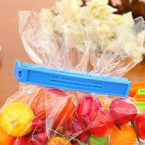 6 stuks voedsel opbergtas afdichten Clips Sealer voedsel Clip