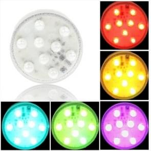 Multi Color Light Bulb, 9 LED, 13 Colors Light, with Remote Control(White)