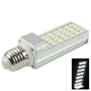 E27 6W 480LM LED gloeilamp dwarse  28 LED SMD 5050  witte licht  AC 85-265V