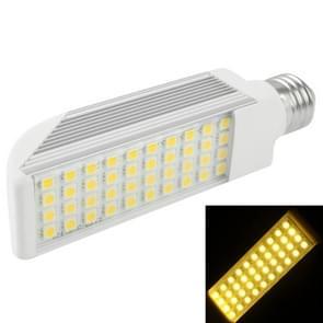 E27 10W 900LM maïs lamp  40 LED SMD 5050  Warm wit licht  AC 85V-265V