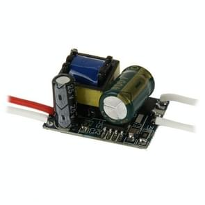 3W LED Driver voor AC 220V 3 x 1W Adjustable Brightness licht