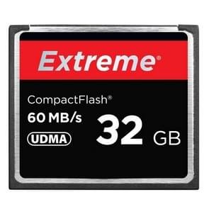 32GB Extreme Compact Flash Card, 400X Read  Speed, up to 60 MB/S (100% Real Capacity)