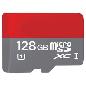 128GB High Speed Class 10 TF/Micro SDHC UHS-1(U1) Memory Card, Write: 15mb/s, Read: 30mb/s  (100% Real Capacity)