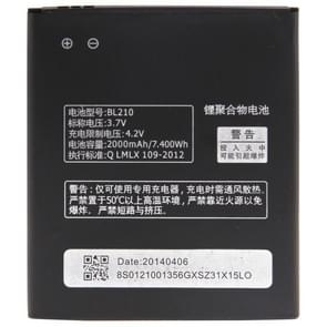 BL210 Oplaadbare Li-Polymer batterij voor Lenovo S820 / A656 / A658t