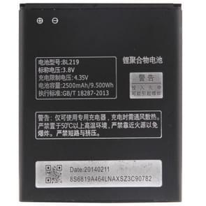 BL219 Oplaadbare Li-Polymer batterij voor Lenovo A880 / A889 / A388t