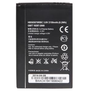 HB505076RBC oplaadbare Li-Polymer batterij voor Huawei Ascend G610S