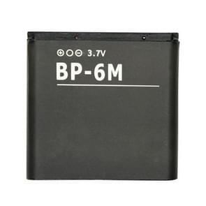1100mAh BP-6M Battery for Nokia N73, N93