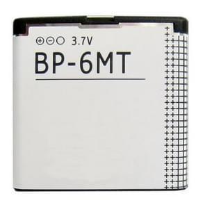 BP-6MT batterij voor Nokia N81  N82