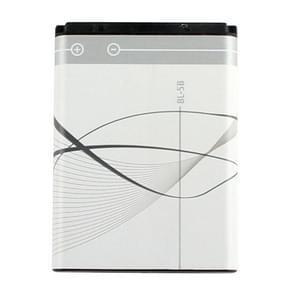 BL-5B batterij voor Nokia N80  N90