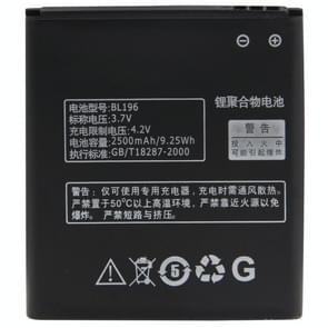 BL196 Oplaadbare Li-Polymer batterij voor Lenovo P700 / P700i
