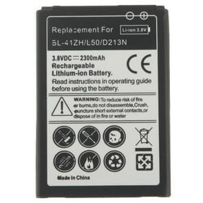 3.8V / 2300mAh oplaadbare Li-ion accu voor de LG L50 / D213N