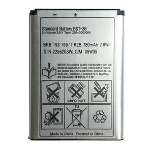 BST-36 batterij voor Sony Ericsson K310c  K510c