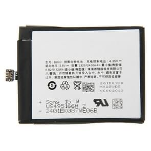 Originele 2400mAh oplaadbare Li-Polymer-batterij voor Meizu MX3