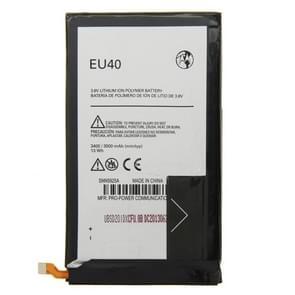 3.8V / 3500mAh vervangbare & oplaadbare Li-Polymer batterij voor Motorola Droid Ultra / XT1080