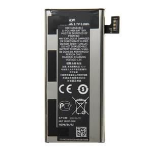 3.7V / 1830mAh vervangbare & oplaadbare Li-Polymer batterij voor NOKIA Lumia 900