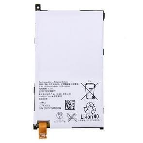 Hoge kwaliteit 2300mAh oplaadbare Li-Polymer batterij voor Sony Xperia Z1 Compact / Z1 Mini