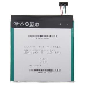 C11P1327 3910mAh oplaadbare Li-Polymer batterij voor Asus MeMO Pad 7 / ME170C