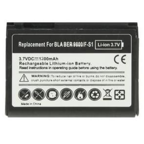 1200mAh F-S1 Replacement Battery for Blackberry Torch 9800