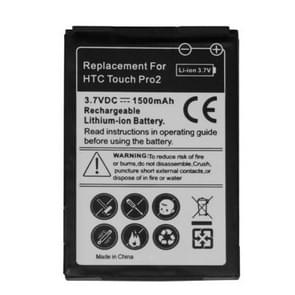 De batterij van de mobiele telefoon voor HTC Aanraking Pro2 / EVO 4G / uitlijnen