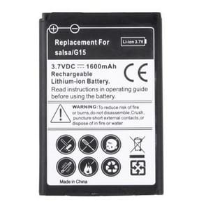 Mobile Phone Battery for HTC Salsa / G15 (C510e)